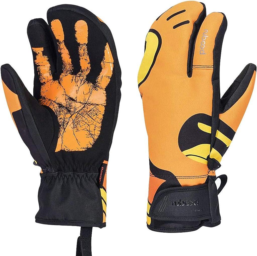 Ski Gloves Touchscreen Outdoor Warm Winter Mittens Anti-slip Men Women