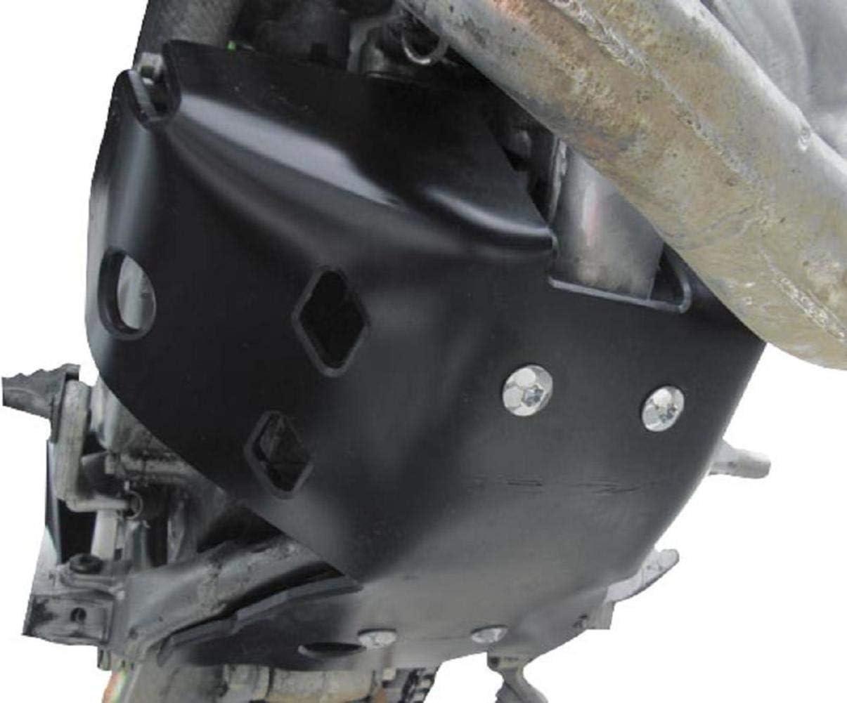 T.M. Designworks Skid Finally resale start 1 year warranty Plate KTMC-251-BK - Black