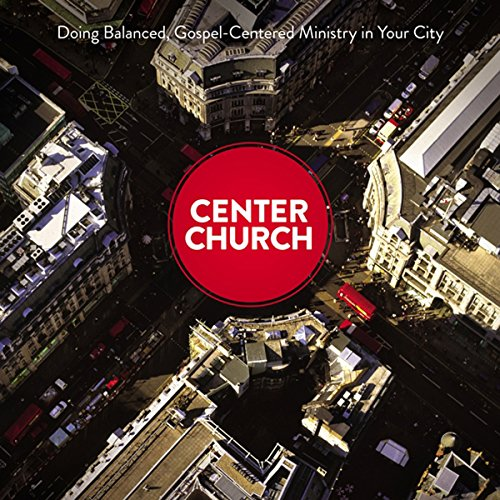 Center Church audiobook cover art