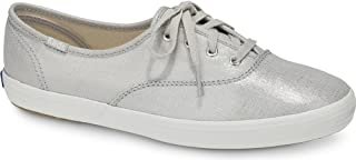 Keds Women's Champion Metallic Linen