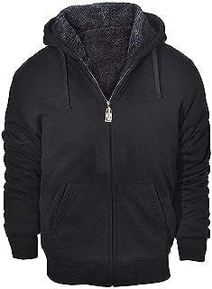 ژاکت گرمکن آستین بلند زنانه زمستانی سنگین وزن Zip Up Hoodie