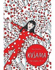 Kusama: The Graphic Novel (Graphic Lives)