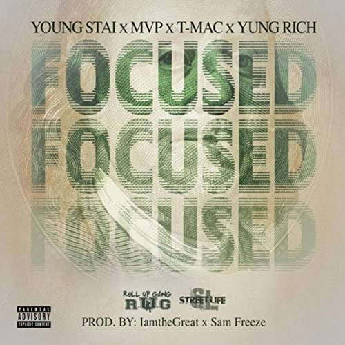 Roll Up Gang feat. Young Stai, Yung Rich, MVP & T-mac