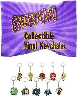 Crowded Coop, LLC Scooby-Doo Blind Box Vinyl Keychain - One Random