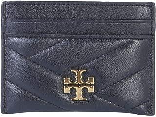 Luxury Fashion | Tory Burch Womens 56815001 Black Card Holder | Fall Winter 19