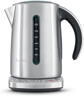 Breville BKE820XL IQ Kettle, Brushed Stainless Steel, 7.5 Cups
