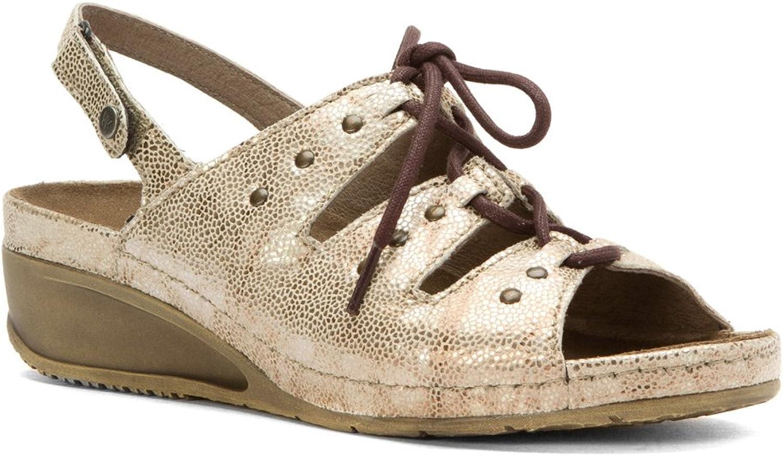 Wolky Women's Bombi Sandals Beige