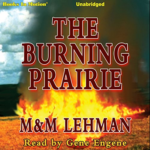 Couverture de The Burning Prairie