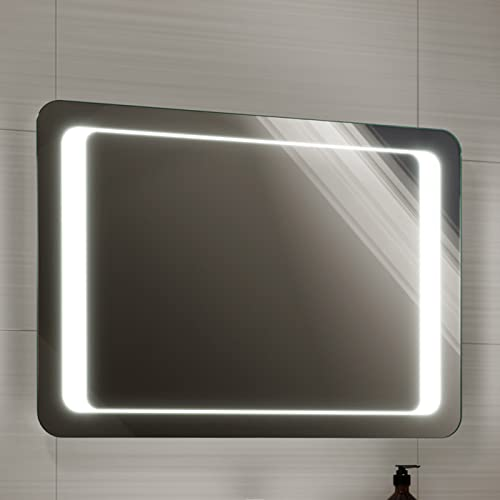 Bathroom LED Mirror: Amazon.co.uk