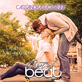 Out of Beat audiobook cover art