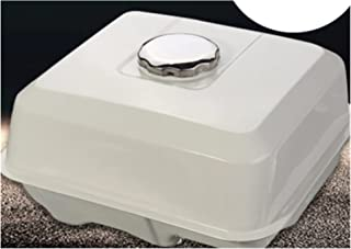 Wying Store Filtre de moteur de réservoir à essence Blanc 3 l Pour GX390 GX340 6,5 ch