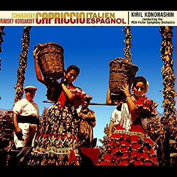 Tchaikovsky: Capriccio Italien / Rimsky-Korsakov Capriccio Espagnol