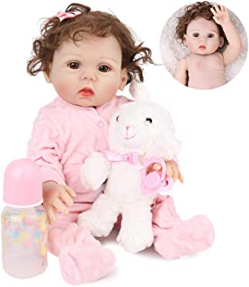 Best silicone baby dolls full body cheap Reviews