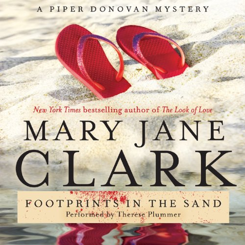 Footprints in the Sand audiobook cover art