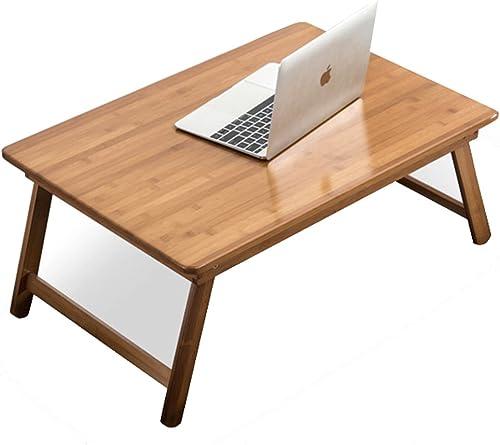YH Lit Extra Large en Bambou Et Canapé avec Table pour Ordinateur Portable A+ (Taille   60  40cm)