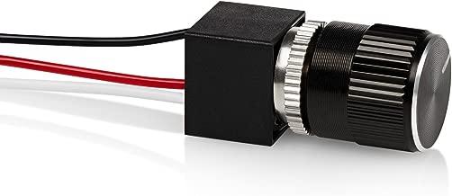 12 volt led light dimmer switch