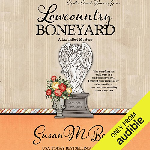 Lowcountry Boneyard audiobook cover art