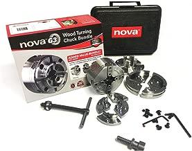 Teknatool - Nova G3 30th Anniversary Woodturning Chuck Bundle