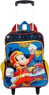 Mochilete grande c/ bolso 2 em 1 Mickey 19 M Plus - Sestini