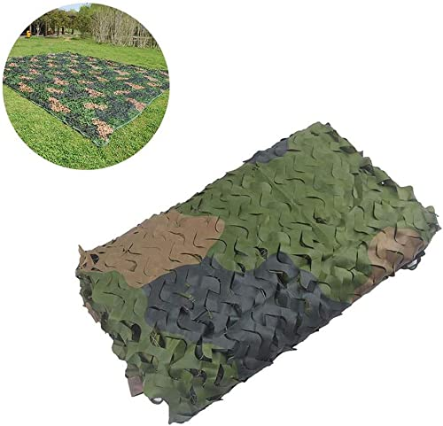 Tente Oxford en filet de prougeection solaire Camouflage Filet De Prougeection Solaire Filet Oxford Tente 2 × 3m, Adapté à La Photographie Extérieure Pour Enfants Décoration De Jardin Militaire Pêche Cach