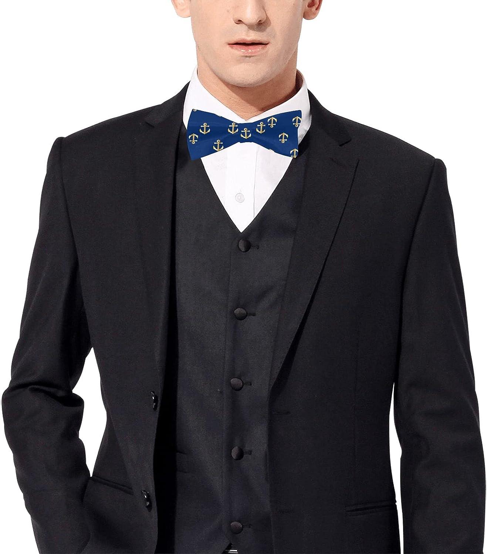 Artsadd Sunflower Mens Bow Tie for Shirt Suit Tuxedo Classic Fashion Pre-Tied Adjustable Wedding Banqut Tie