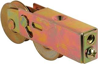 Vinyl 1-1//4-Inch Nylon Ball Bearing Pack of 1 Prime-Line Products Prime-Line MP1920 Sliding Door Tandem Roller Assembly
