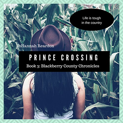 Prince Crossing audiobook cover art