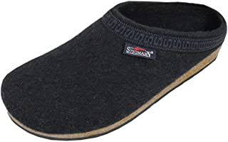 Men's Wool Clog, Graphite