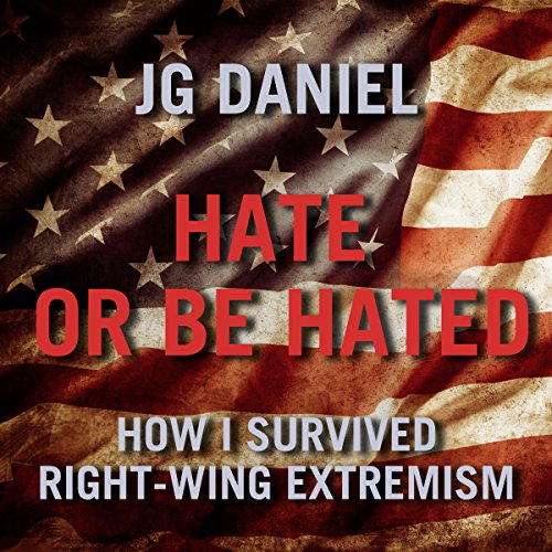 Hate or Be Hated audiobook cover art