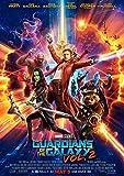 CoolPrintsUK Guardians of the Galaxy Vol 2 Poster