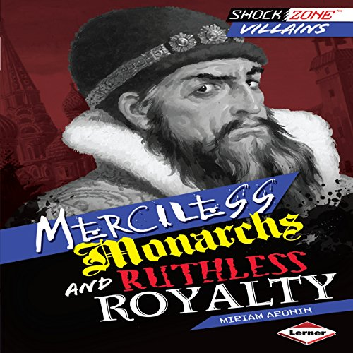 Merciless Monarchs and Ruthless Royalty copertina