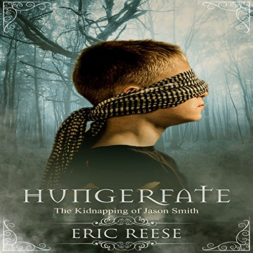 Hungerfate audiobook cover art
