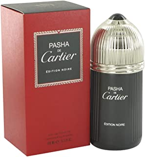 Cartier Pasha De Cartier Edition Noire for Men 150ml Eau de Toilette
