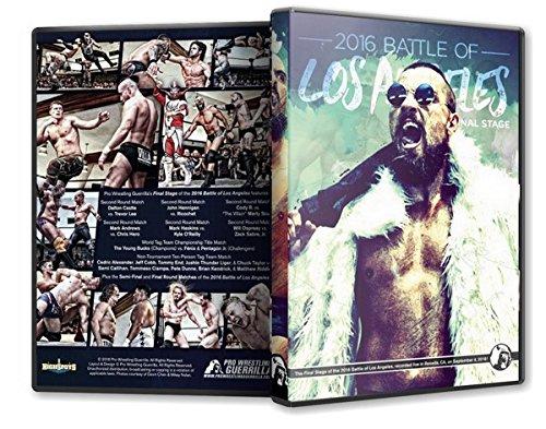 Pro Wrestling Guerrilla - Battle of Los Angeles 2016- Stage Three DVD