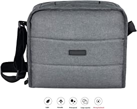 CPAP Travel Bag,9inch CPAP Carry Bag Multiple Accessory compartments Waterproof Shoulder Bag CPAP Accessories