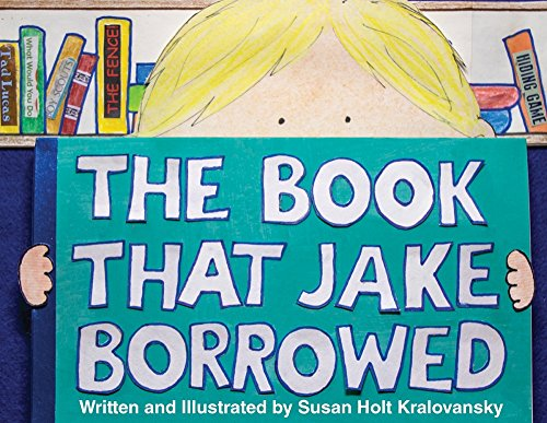 Image of The Book That Jake Borrowed