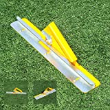 Artificial Grass Installation Tool Grass Cutter Turf Tool Yellow Synthetic Turf Knife/Cutter Artificial Turf Knife Synthetic Grass Knife Tool