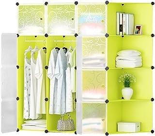 Adulte Approfondir Simple Chambre Armoire Combinaison de Rangement en Plastique Armoire de Rangement résine Armature en Ac...