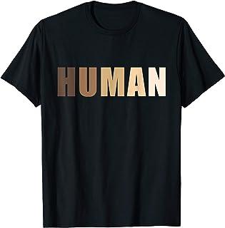 Human Anti Racism Black Lives Matter History Month Equality T-Shirt