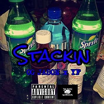 Stackin' (feat. OG Jason)