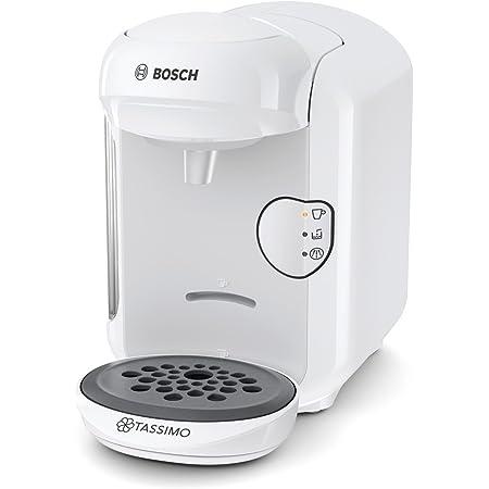 Bosch TAS1404 Machine à Dosettes 1300 W, 0,7 L Blanc