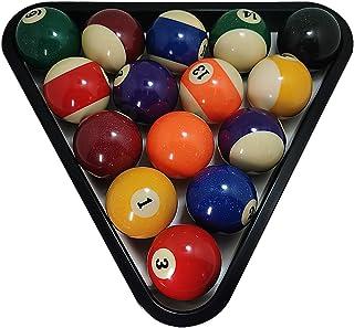 BALIKEN Triangle Rack Pool Table Ball Holder Positioning Rack Billiard Accessory Magic Ball Rack Holder Sheet Billiards Tr...