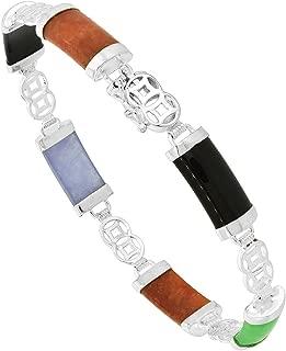 Best asian silver bracelets Reviews
