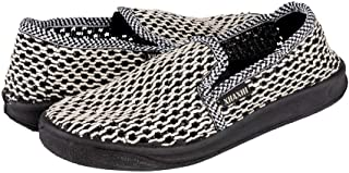 Unisex Weaved Shoes, Deck Shoes, Beach Shoes, House Shoes for Men/Women (Slip-On/Laced) by Xhaxhi