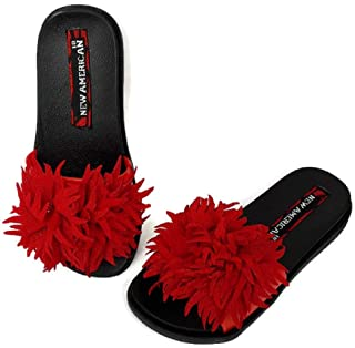 NEW AMERICAN Slippers for Girls
