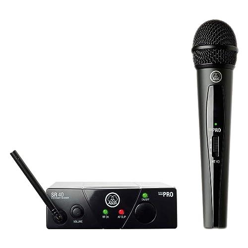 AKG WMS 40 mini vocal set radio microfono wireless per palestre hotel  scuole chiese (864.375 3ceddff60eeb