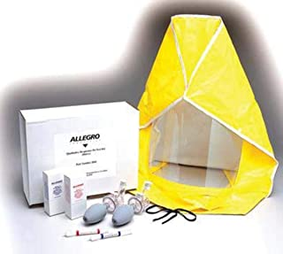 Allegro Bitrex Fit Test Kit For Disposable And Reusable Dust And Mist Respirators