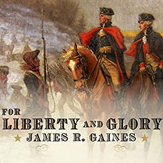 For Liberty and Glory cover art