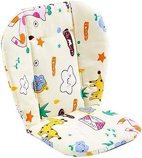 Amcho - Cojín para silla de paseo (transpirable, diseño de estrellas)