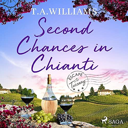 Second Chances in Chianti cover art